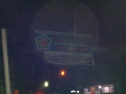 Selamat datang di Singaraja